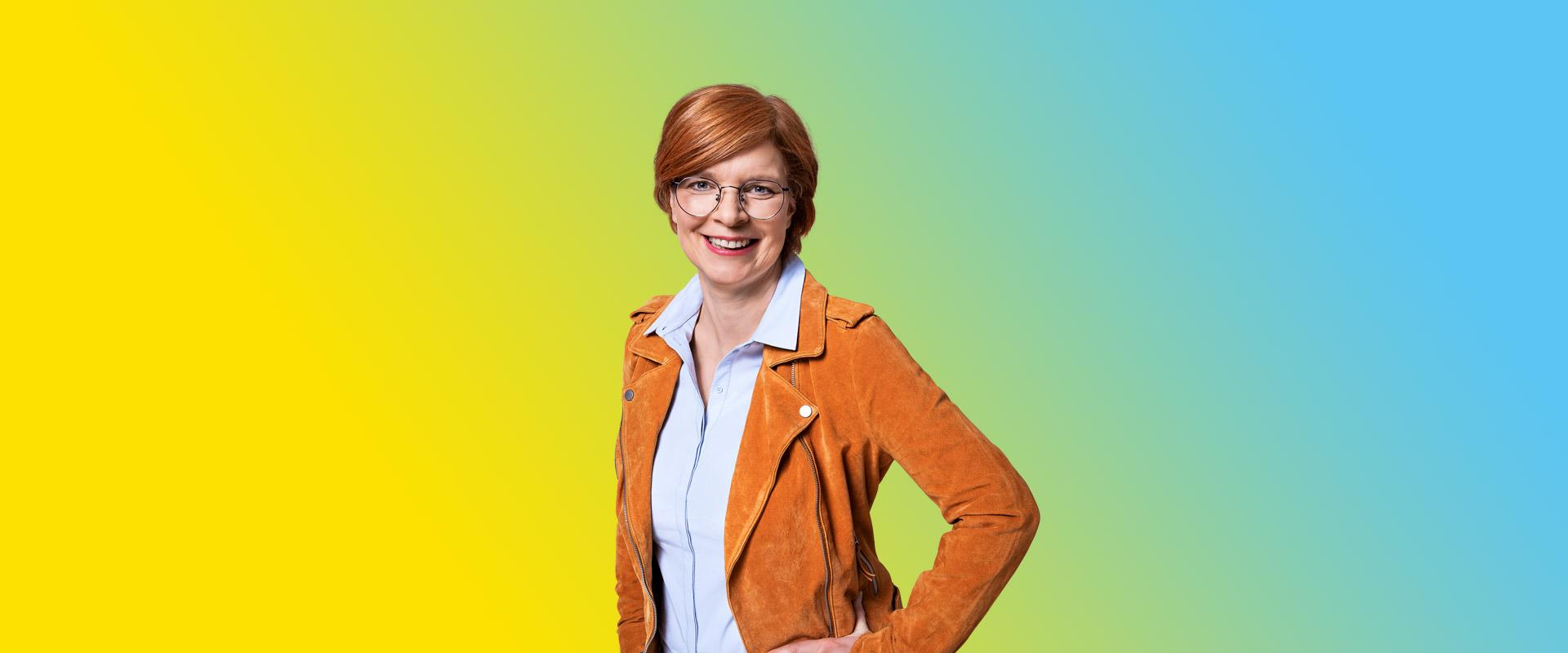 UmsteiGERN-Botschafterin Christine erzählt ihre Geschichte für das Projekt Emissionsfreie Innenstadt Dortmund