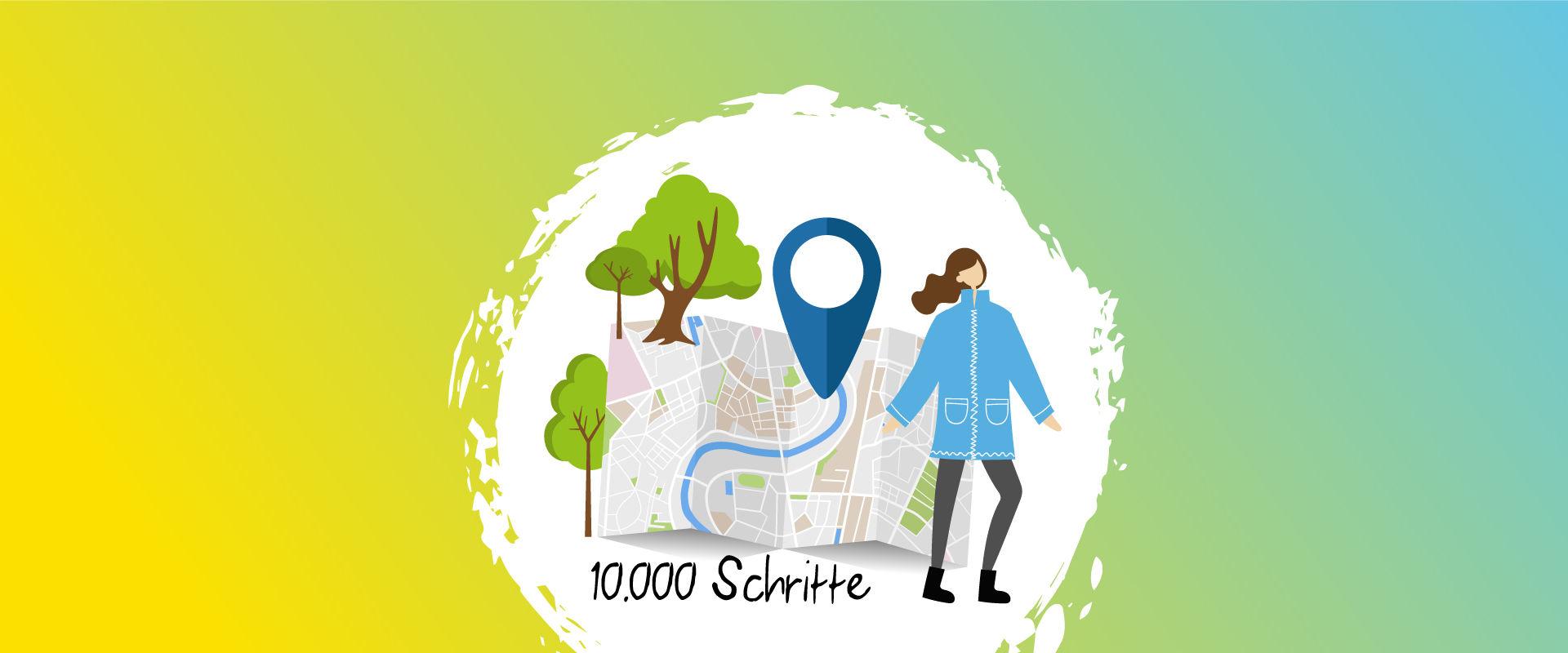 10.000 Schritte am Tag - ist das wirklich gesund?