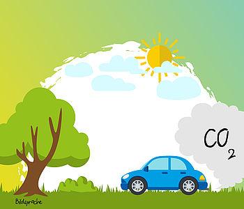 UmsteiGERN erklärt, wie viel ein Kilo CO2 ist