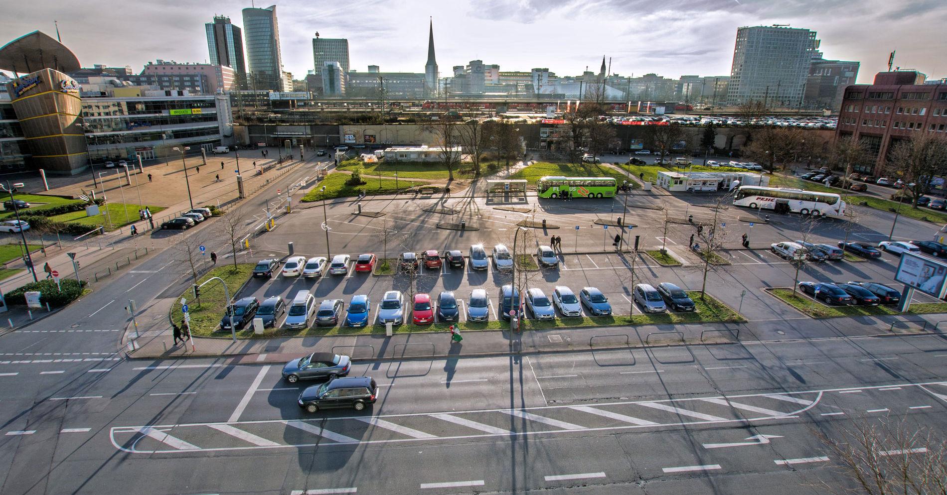 Günstig Parken In Dortmund