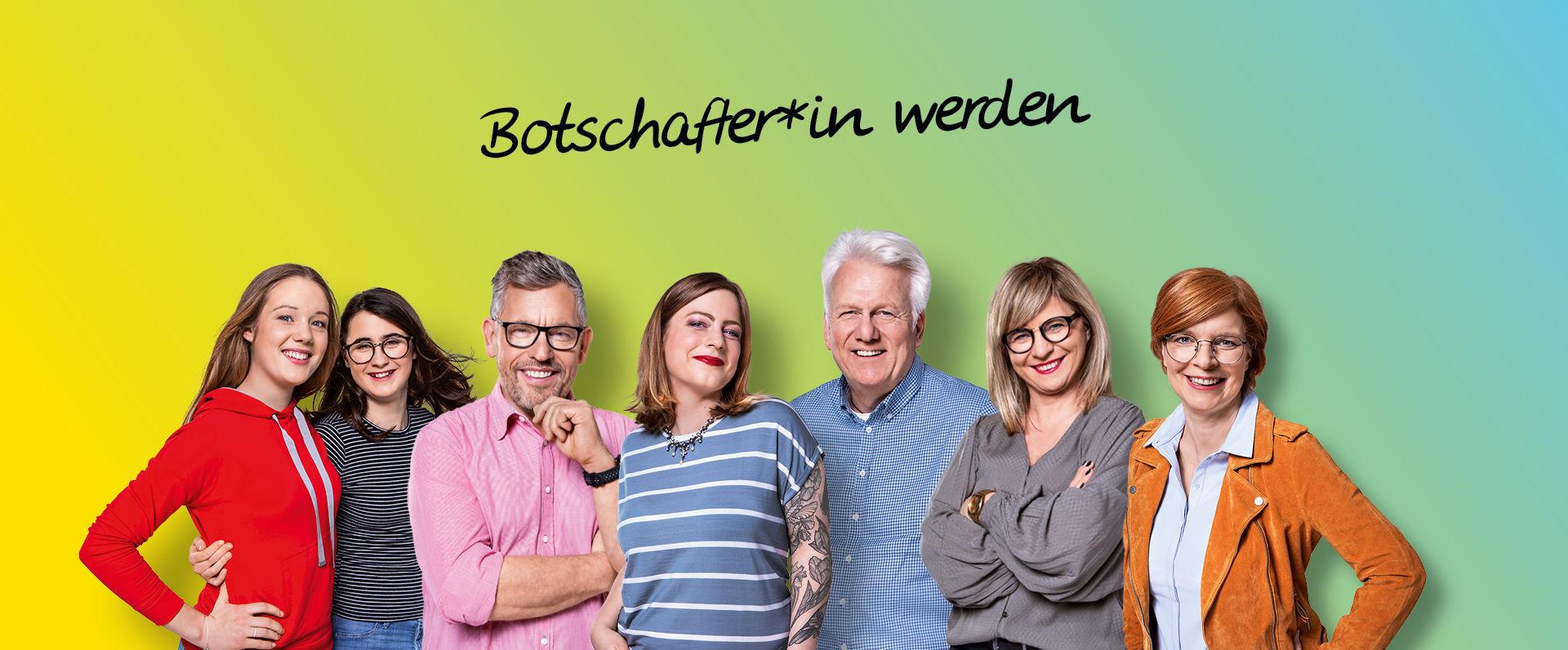 UmsteiGERN-Botschafter*innen werben für klimafreundliche Mobilität in Dortmund