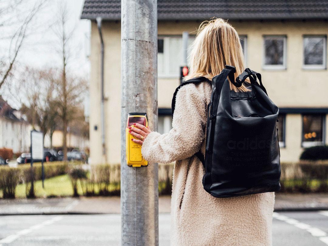 UmsteiGERN-Botschafterin Sebina entdeckt Dortmund zu Fuß