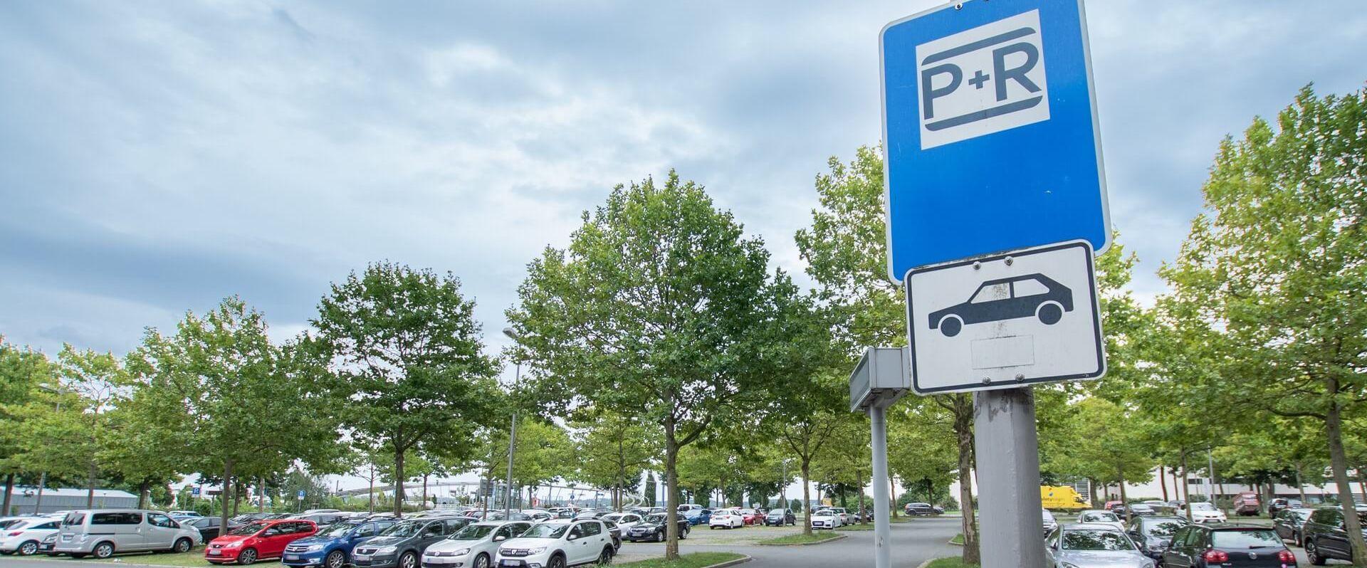 P+R Parkplatz Dortmund